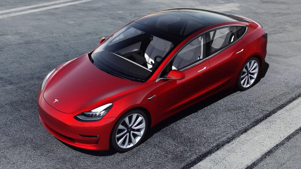 2020 Tesla Model 3 - Race News